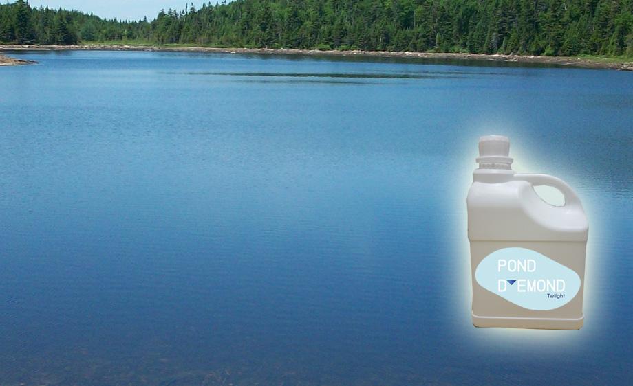 Twilight In Koi Pond >> Pond Dyemond Twilight Blue Pond Dye Liquid Manufacturer Supplier